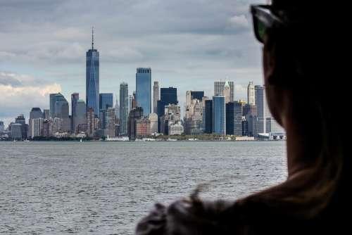 New York City Usa Nyc Skyscraper Manhattan