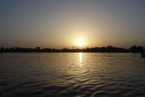 Nile Egypt Cairo Africa