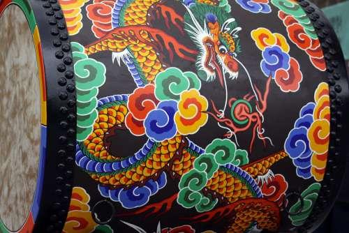 North Mono Dragon Korean Traditional