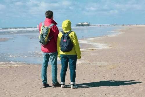 North Sea Leisure Pair Pile Construction Spo Mood