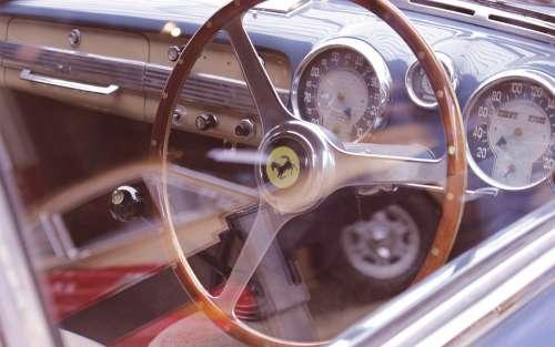 Oldtimer Ferrari Auto Retro Automotive Classic