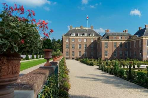 Palais Building Architecture Historic Holland