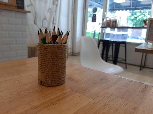 Pencil Cafe Home