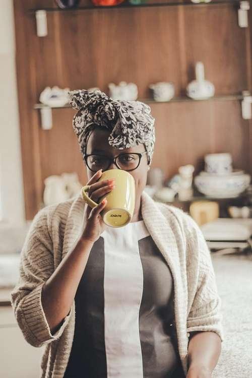 People Woman Person Cup Coffee Mug Lady Kenya