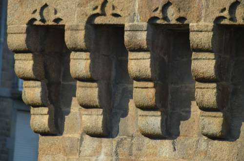Ramparts Rampart Saint Malo Castle Fortress Slots