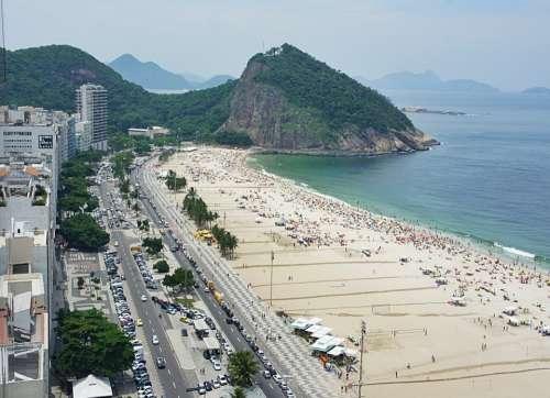 Rio De Janeiro Vacation Brazil Landscape Mountain