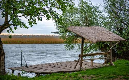 Rod Fishing Fishing Reel Hobby River Leisure