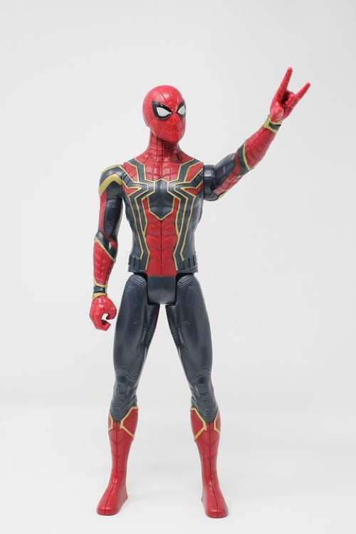 Spider-Man Spiderman Comic Marvel Avengers Spiders