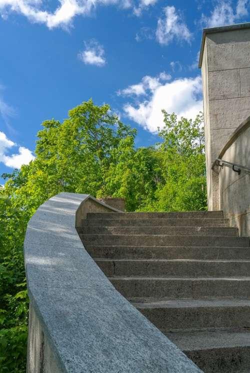 Stairs Gradually Stair Step Emergence