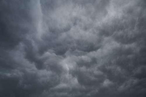 Storm Winter Rain Climate Lightning Hurricane