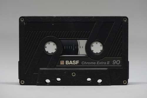 Tape Cassette Nostalgia Vintage Magnetband Tinge