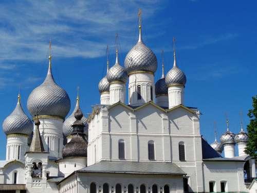 The Kremlin Architecture Rostov Veliky History