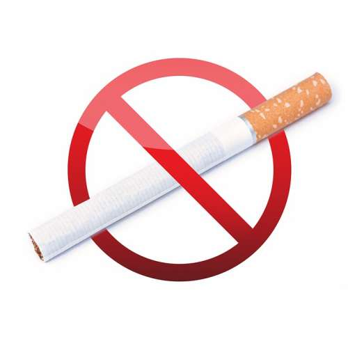 The Prohibition Of Smoking Unhealthy Cigarette