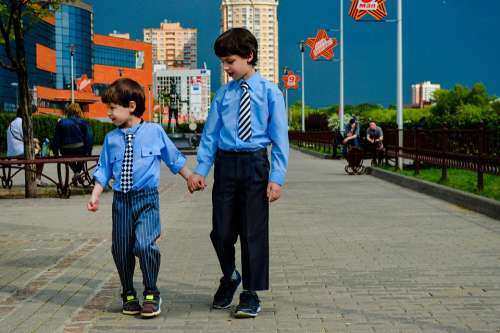Victory Day May 9 Kids Ribbon Of Saint George