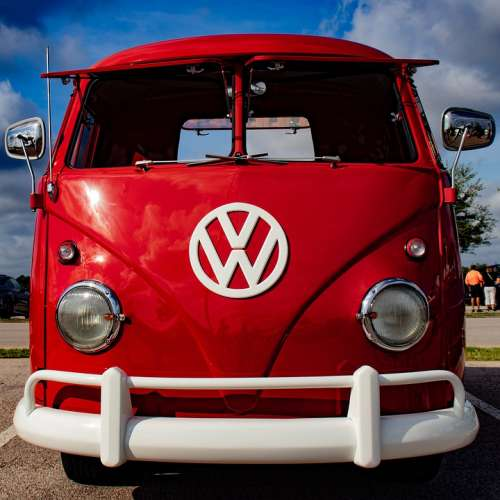 Vw Vanagon Volkswagen Camper Minibus Bus Classic