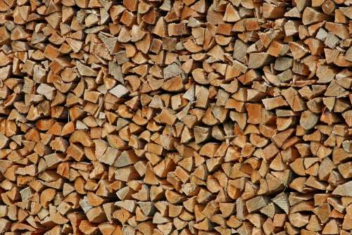 Wood Firewood Agriculture Forestry Background