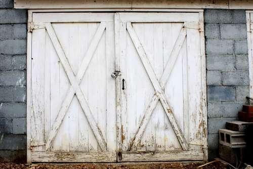 Wooden Bran Window Wall
