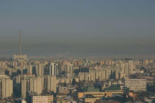 Brasov – skyline