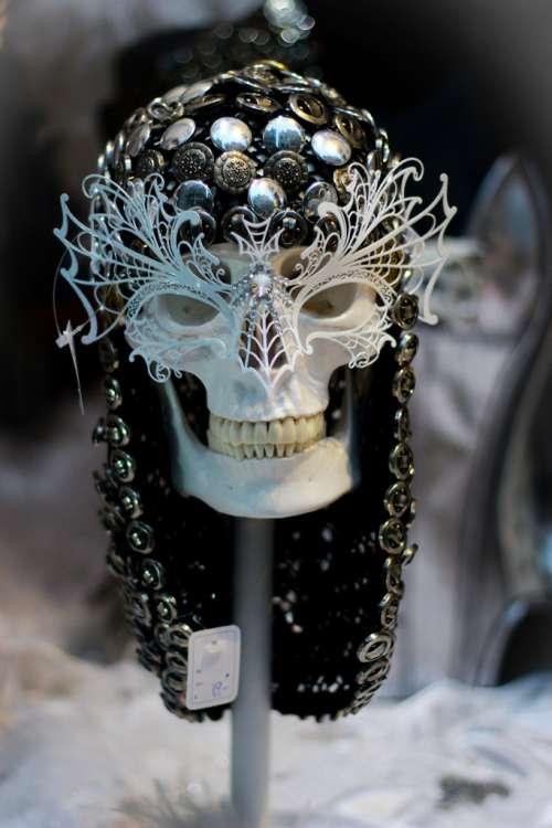 Fashion Skull