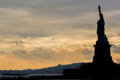 Liberty In Shadow