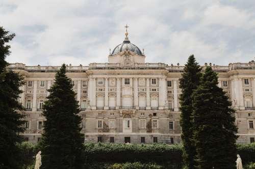 Royal Palace Of Madrid Photo