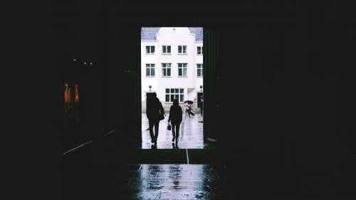 rain spring netherlands urban Street Photography