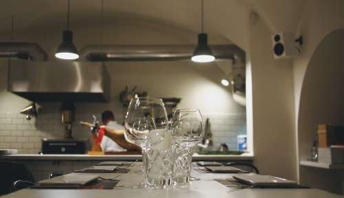 kitchen restaurant tapas fusion trendy