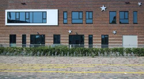 Architecture architectural modern architecture almere netherlands