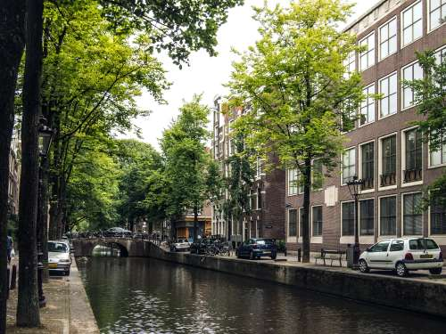 amsterdam canals grachten dutch netherlands
