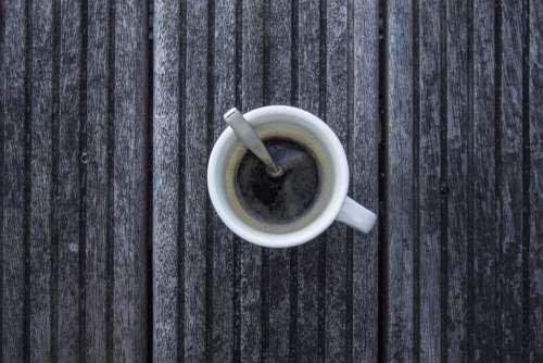 coffee cup mug coffee morning outdoors
