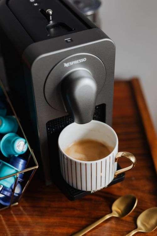 Nespresso Krups Prodigio & Milk Coffee Machine