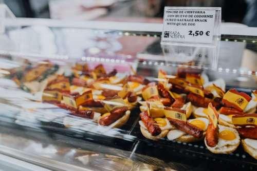 Mercado de San Miguel market, Madrid, Spain