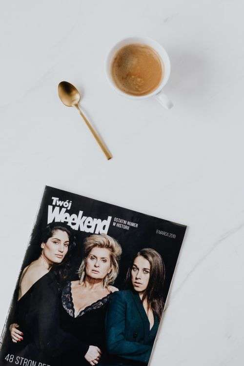 """The last issue of the oldest and the most iconic porn magazine in Poland - """"Twój Weekend"""""""