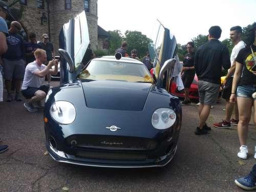 2009 Spyker Laviolette Exotic Car