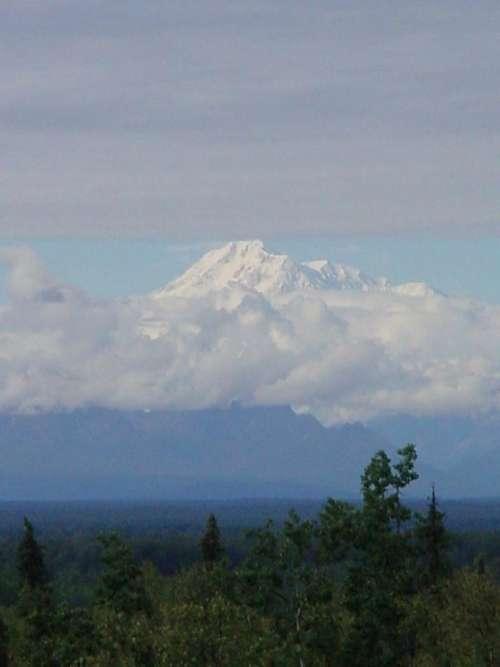 Alaska Denali Cloud Sky Weather