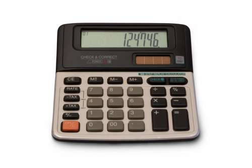 accounting add button calculate calculator