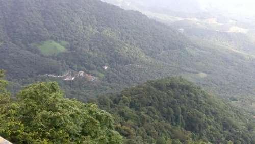 mountains mountain outdoors valley trees