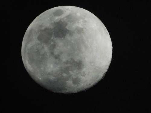 fullmoon lunar celestial sky space