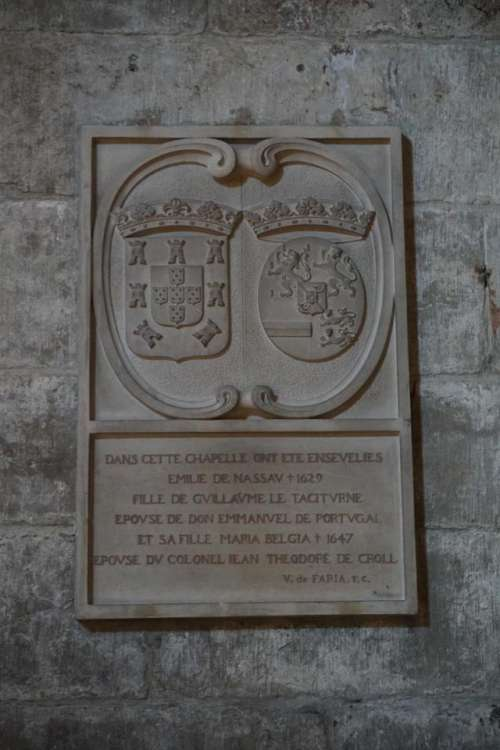 education Europe memorial plack plaque