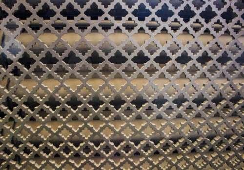 lattice metal texture grid pattern