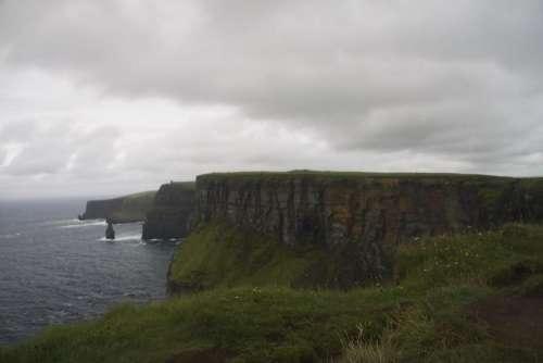 Ireland Irish Celtic Cliffs of Moher County Clare