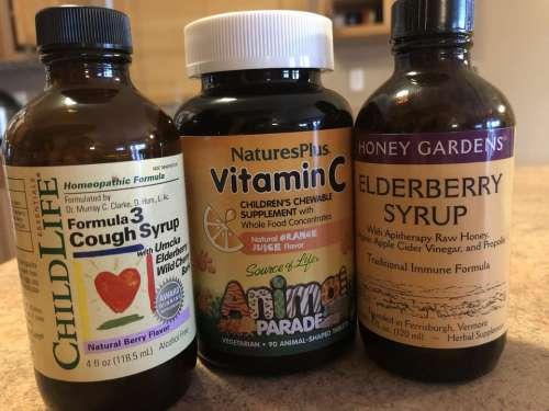 homeopathic natural vitamins vitamin c