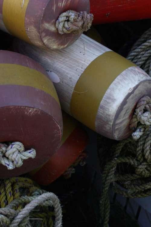 Buoy Maine Nautical Fishing #buoy
