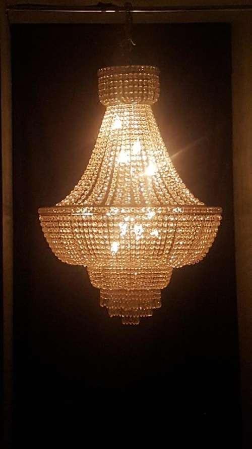 Chandelier Light #chandelier