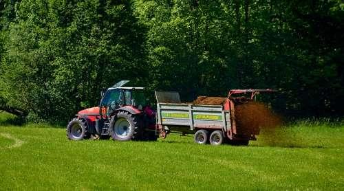 Agriculture Hagertal Tractor Tractors Fertilization