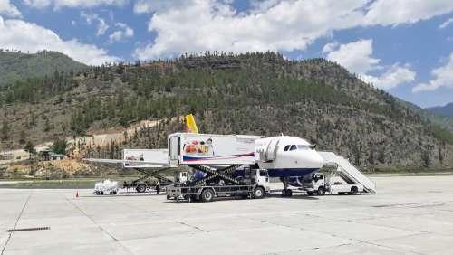 Aircraft Airplane Plane Aviation Flight Jet