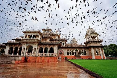 Albert Hall Alberthall Jaipur Rajasthan India