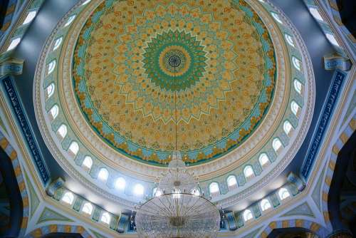 Architecture Dome Ornament Religion Building City