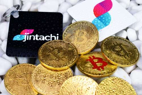 Bitcoin Stones Exchange Water Wet Gold