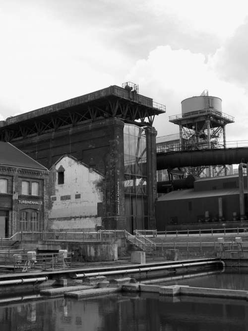 Bochum Industrial Heritage Ruhr Area Westpark